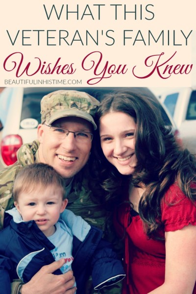 OEF Veteran's Family