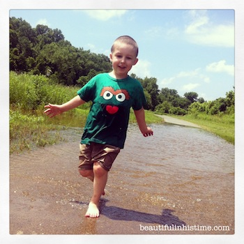 24 puddle jumping