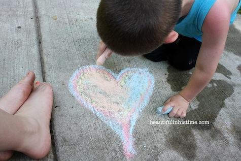 13 sidewalk chalk