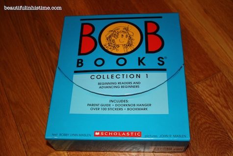 educational books for preschoolers BOB Books