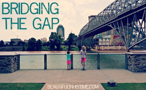 Bridging the Gap {#31days of supporting the special needs family}