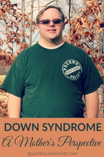 Etched Upon My Heart Forever {A Mother's Perspective of Down Syndrome} -
