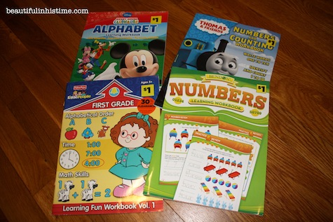 Affordable Store Bought Preschool Resources