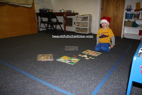 Encouraging independent play (with children who hate being alone)