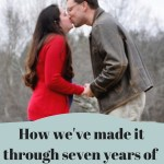 How we've made it through seven years of marriage