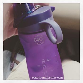 40 oz water bottle