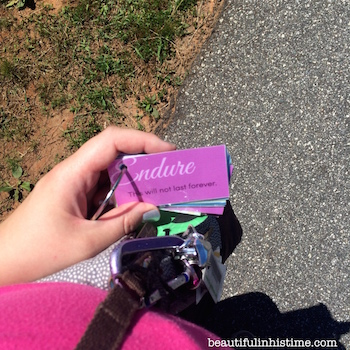 walking second trimester