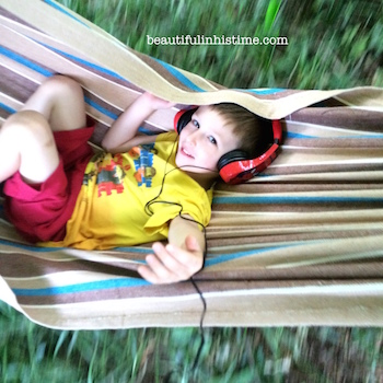 23 hammock time