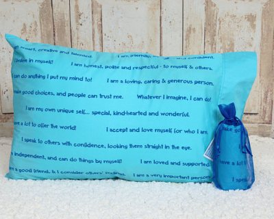 Positive Affirmation Pillowcases