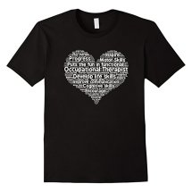 Therapist Appreciation Shirt - multiple colors & occupations available