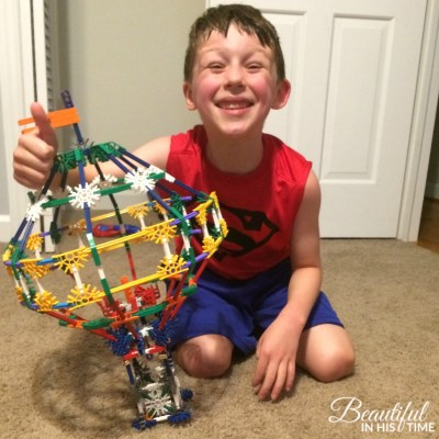 Why K'Nex is so great for special needs kids with autism or ADHD | K'Nex is the the one educational building toy that keeps my ADHD kid focused for HOURS