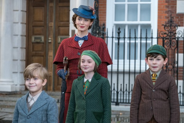 Practically perfect in every way? A Mary Poppins Returns review
