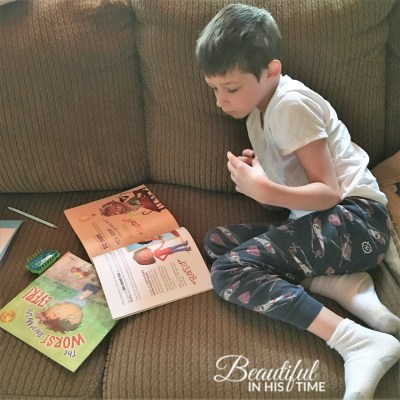 Homeschooling special needs: the big announcement and a story of transformation