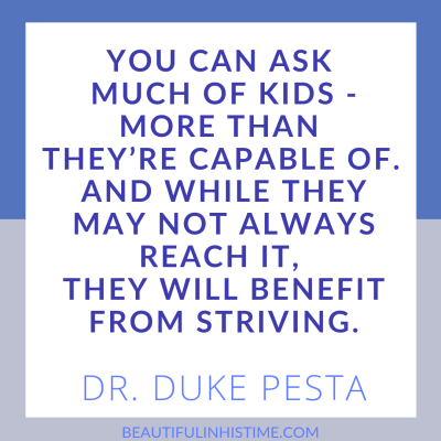 Dr. Duke Pesta Quote: The Dr. Duke Show, education quote