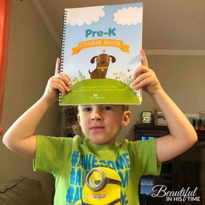 The Good and the Beautiful Language Arts Course Set Pre-K