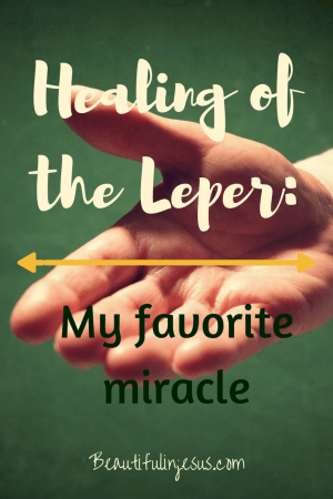 Healing of the leper