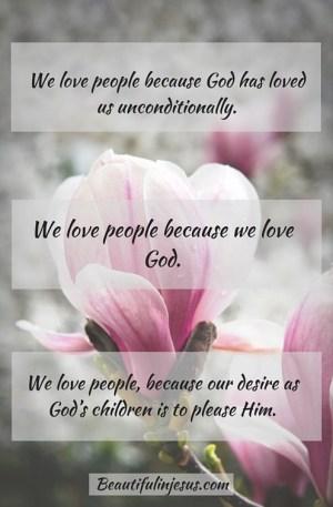 Love: A Key to Spiritual Growth