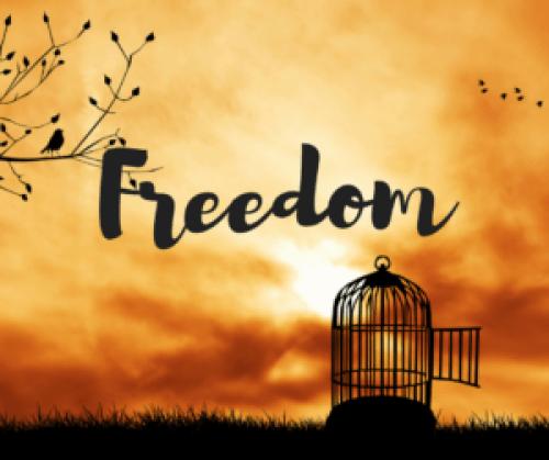 The Holy Spirit: Freedom through The Spirit of God