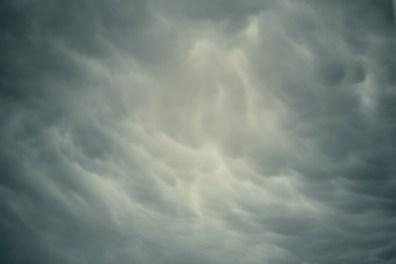 Foreboding Cloudscape