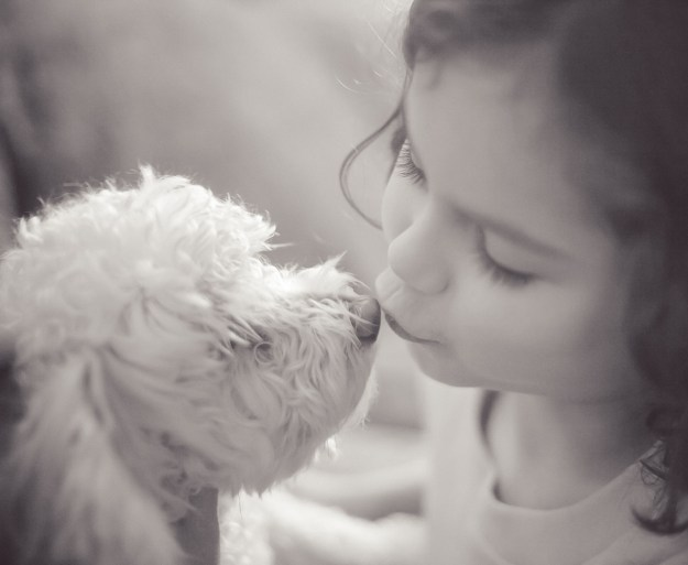 First kisses are always the best kisses.