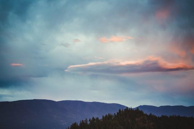 Hazy Sky