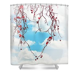 Spring Shower Curtain - Tree Lover