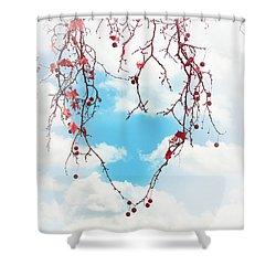 Spring Shower Curtain - Tree Lover