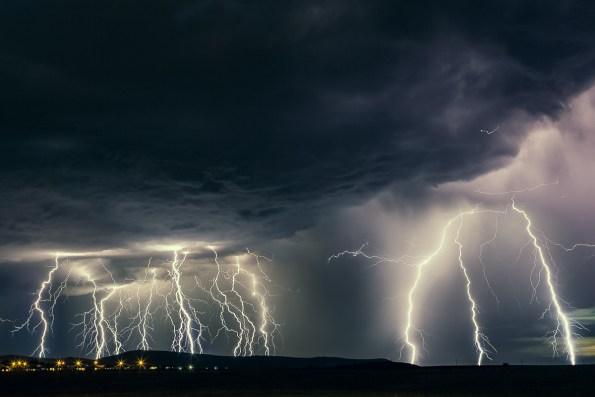 Tri-Cities Thunderstorm