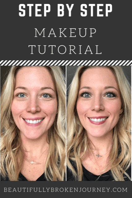 Here is my step by step makeup tutorial... and it's easy enough for beginners!  Putting on makeup everyday can be done fast and look natural.