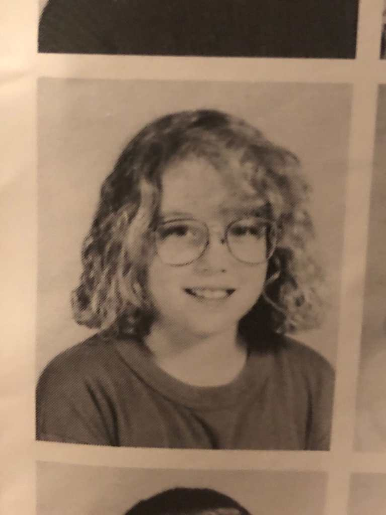 Picture of 4th grade Amy