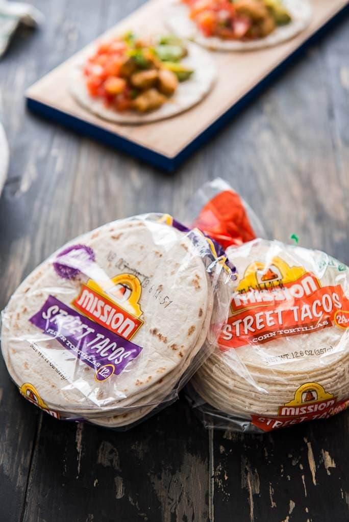 Photo of Mission Tortillas street taco tortilla shells
