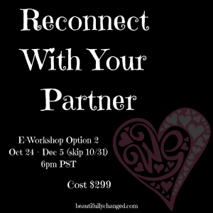 reconnect with your spouse, relationship workshop