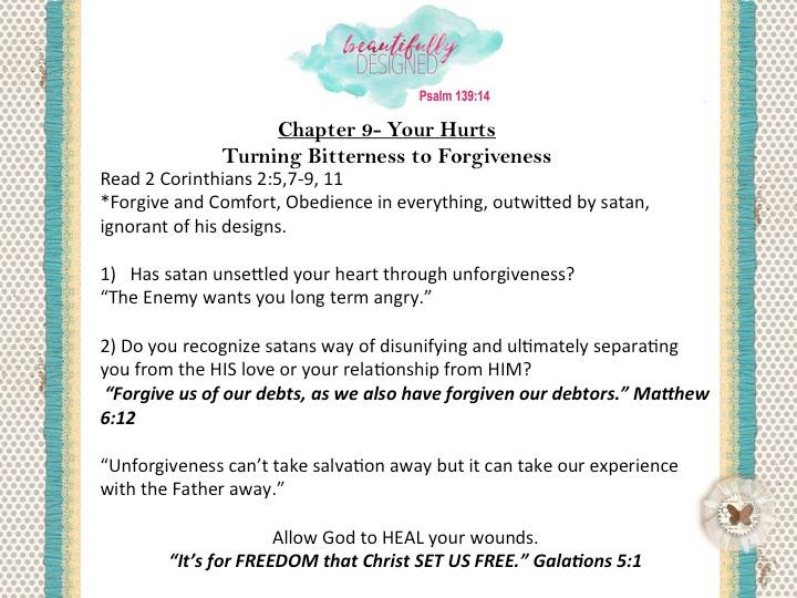 Fervent Chapter 09: Your Hurts