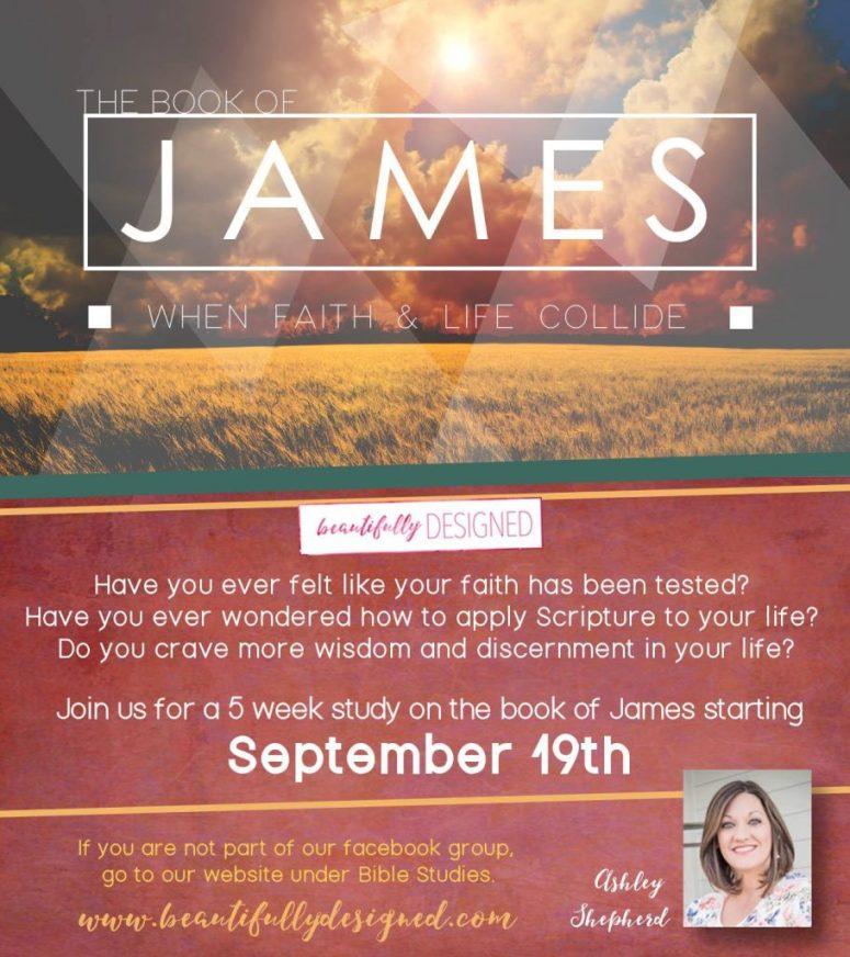 James:  Where Faith and Life Collides