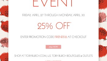 0dc4e2fd71aac Last Day  Friends and Family Sale at Tory Burch