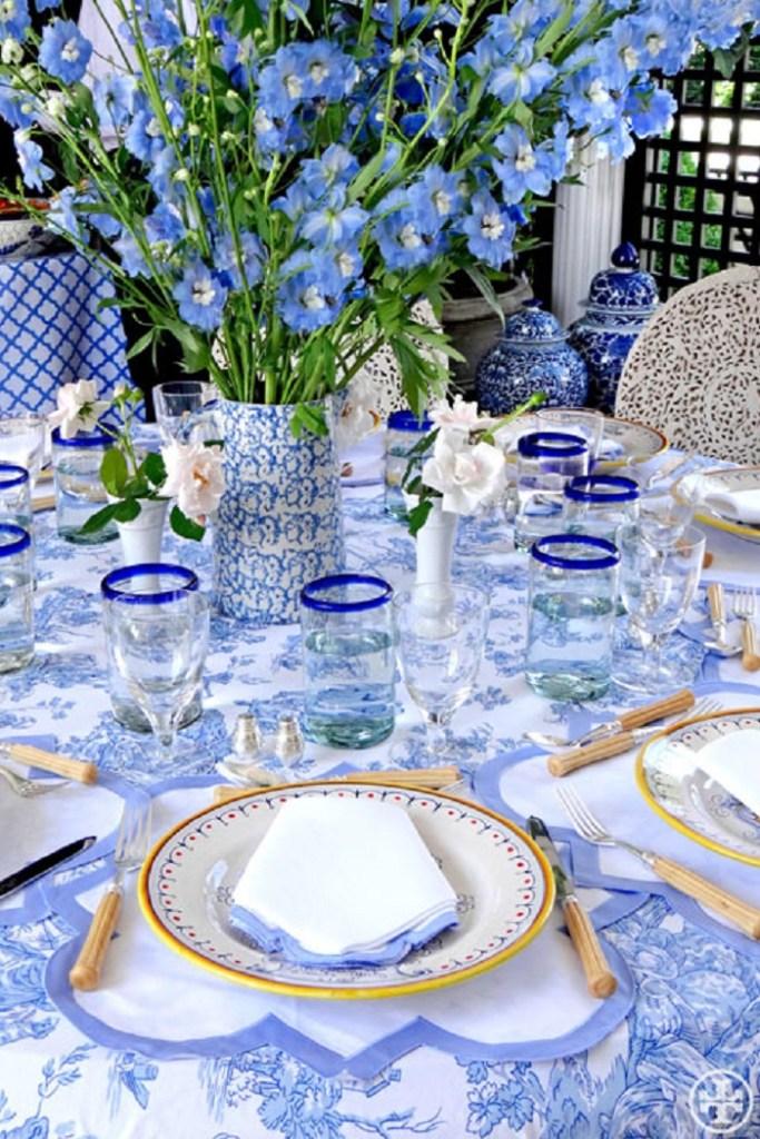 10 Best Tory Burch Table Settings Beautifully Seaside