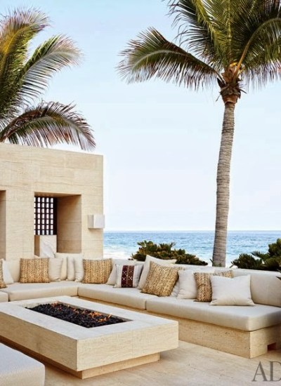 Cindy Crawford and George Clooney's Cabo San Lucas Beach Houses