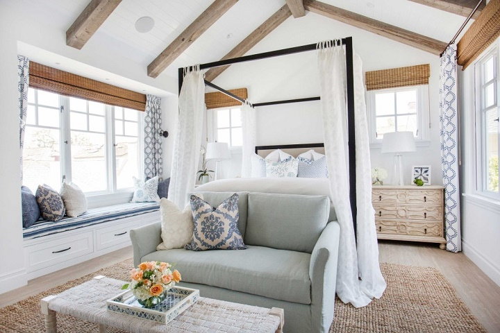 Beach house design coastal interiors beautifully seaside for California beach house interior design