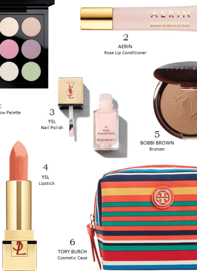 SPRING AND SUMMER BEAUTY FAVORITES