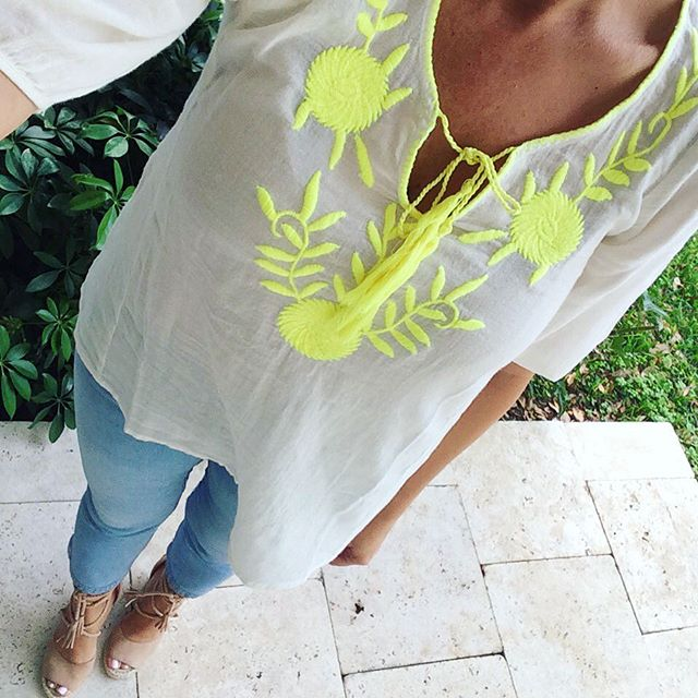 d.Ra-embroidered-gauze-top-shopbop