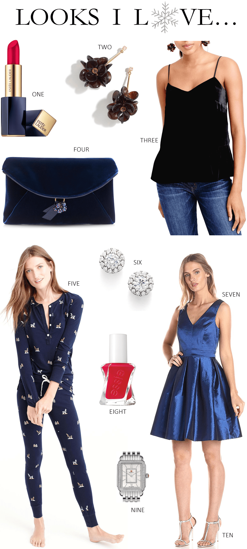 Looks I Love Christmas Party Outfit Ideas Beautifully Seaside