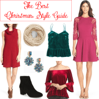 THE BEST CHRISTMAS STYLE GUIDE PART 3