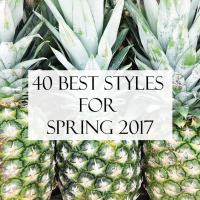 40 BEST STYLES FOR SPRING