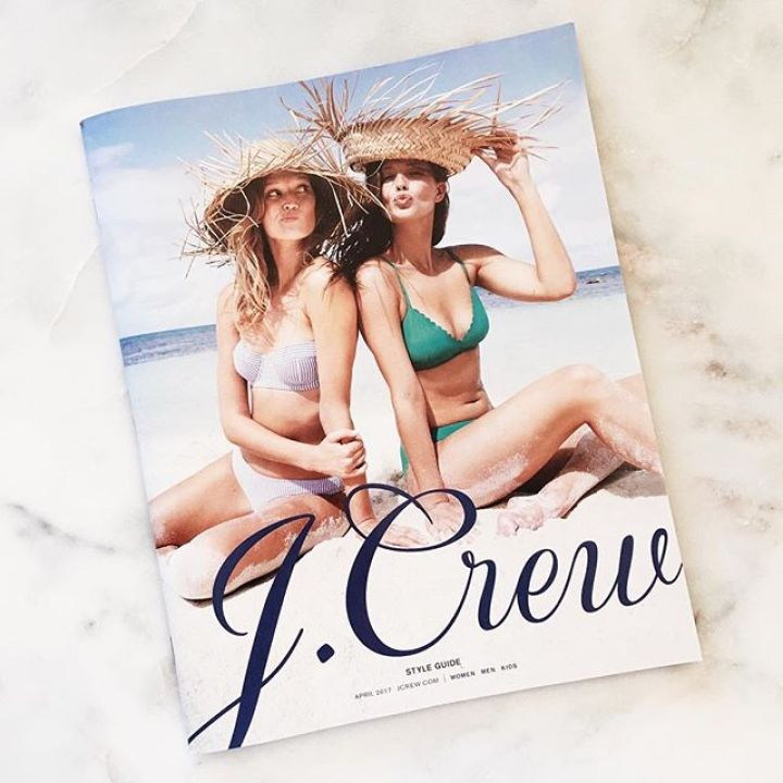 J.Crew April Style Guide