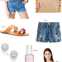 LOOKS I LOVE // SPRING BREAK OUTFIT IDEAS