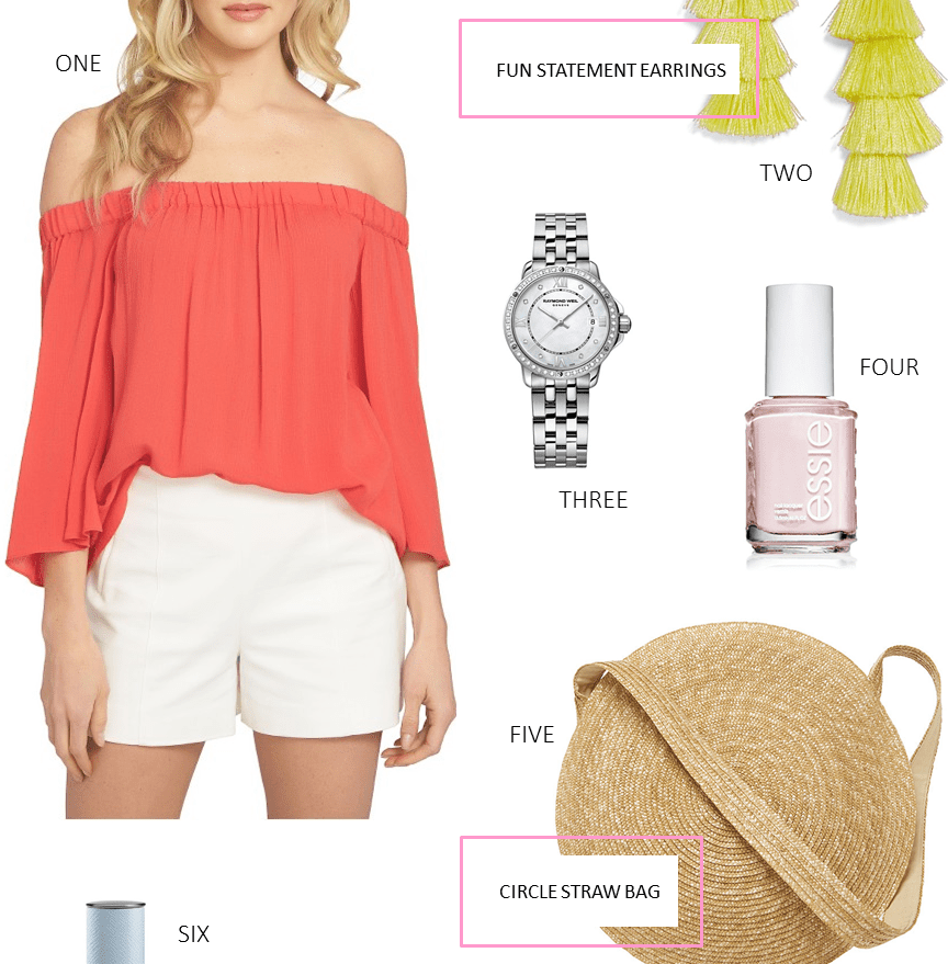 LOOKS I LOVE // SUMMER STAPLES