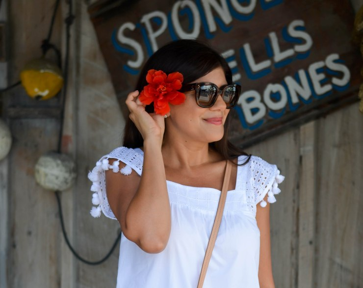 Beautifully Seaside casual outfit