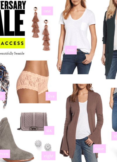10 NORDSTROM ANNIVERSARY SALE MUST HAVES