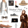 faux fur coat and other fall styles