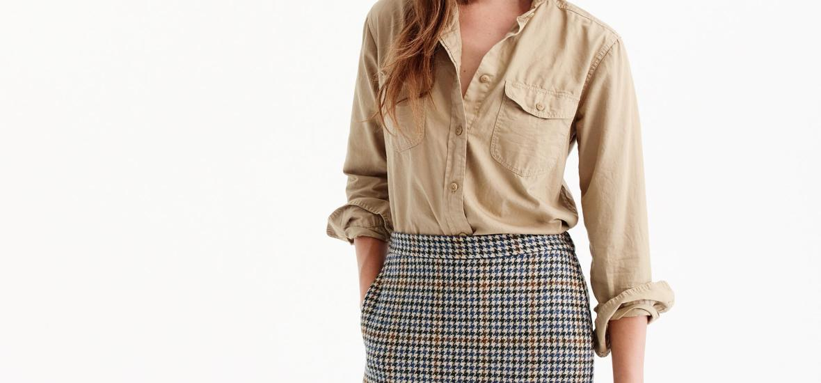 J.CREW SEPTEMBER FALL ARRIVALS + UP TO 30% OFF